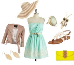 """""""day at the beach"""" by akaylee97 on Polyvore"""