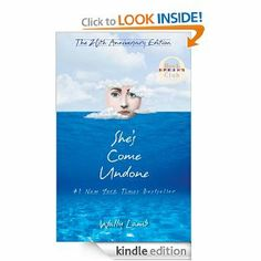 She's Come Undone- By Wally Lamb Well written book realistic book.  Characters truly believable.  Story line is often disturbing and dark.  Definitely not a light read for the beach.