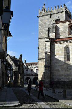 Guimaraes, Portugal por Jsome1