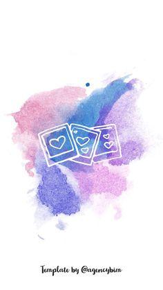 love fondos Template by BIM Agency Instagram Background, Instagram Frame, Instagram Logo, Instagram Design, Instagram And Snapchat, Instagram Feed, Pink Instagram, Instagram Story Template, Instagram Story Ideas