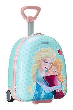 #Disney #Bagage #Enfant Disney Wonder La Reine des Neiges 2 Roues 45/16, 21,5 L, (Bleu)