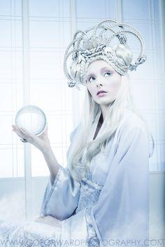 Work by Peacock Blue Design Studio, Go ForWard Photography, Hannah Elvington, Rebecca Shelton #fashion #modeling #model #costume deisgn #stylist #photography #makeup