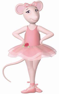 ANGELINA BALLERINA    Angelina Ballerina                                                                                                                                                                                 Mais