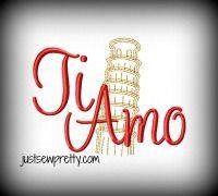 Ti Amo Design