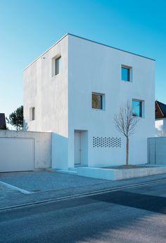 Haus Kammputz - Eberle Architekten in Mering