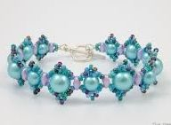 Free Bead Bracelet Tutorial on Youtube From: TheHeartBeading featured in Bead-Patterns.com Newsletter!