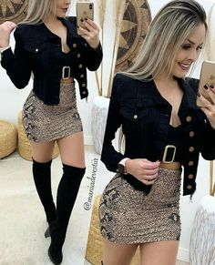 Hot Outfits, Edgy Outfits, Teen Fashion Outfits, Cute Casual Outfits, Women's Fashion Dresses, Skirt Fashion, Womens Fashion, Indian Fashion Trends, Jugend Mode Outfits