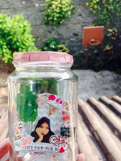 Gift in a jar #1000mop #1000moponboard #1000mopinajar #1000moponframe #gift #craft #souvenir #jar #giftinajar #frame #scrapframe #kado #ulangtahun #milad #birthday #graduation #love #anniversary #wedding #bride #nikah #mahar #onlineshop #olshop #Bandung #explorebandung #Jawabarat #jabar #popup #popart