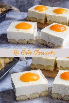 Light Cheesecake, Easter Cheesecake, No Bake Cheesecake, Cheesecake Recipes, Homemade Jelly, Egg Cake, Cream Cake, No Bake Cake, Sweet Tooth