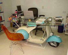 Mesa de moto