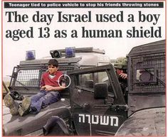 #FaceofIsrael -Horrible Images And Polls Of Israel Palestine conflict