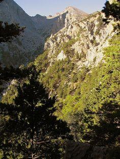 Samaria Gorge - Crete - Greece by Sandro Mancuso, via Flickr