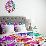 Shop Wayfair for DENY Designs Stephanie Corfee Miss Penelope Duvet Cover Collection - Great Deals on all Bed & Bath products with the best selection to choose from!