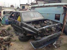 Lancia Delta HF - Lancia Delta HF Integrale 16V Karosserie mit SchiebedachTüren, Kottflügel, Heckklappe. Typpenschild und Fahrgestellnummer sind drinn.. bei Autos Markt Günstig kaufen