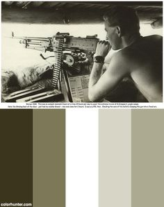 1965 Borneo Color Scheme