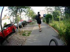 """Skate Morning Day's"" La descente du 21 6 2018 LAUSANNE - YouTube"