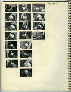 "Chris Marker's ""La Jetée"" workbook"
