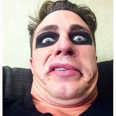 When he made this face: | 24 Times Colton Haynes Killed It On Instagram
