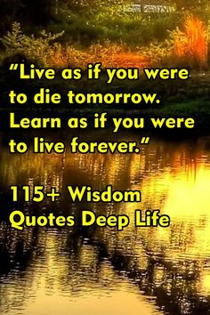 """Live as if you were to die tomorrow. Learn as if you were to live forever. For more Wisdom Quotes Deep Life, please visit our homepage. Get Free Music, Anne Sexton, Deeper Life, Happy Life Quotes, Mahatma Gandhi, Wisdom Quotes, Motivational Quotes, Thoughts, Learning"