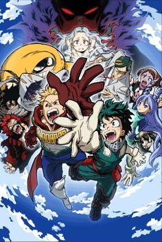 My Hero Academia Saison 4 My Hero Academia Episodes, My Hero Academia Memes, Hero Academia Characters, My Hero Academia Manga, Anime Characters, Deku Hero Academia, My Hero Academia Tsuyu, Buko No Hero Academia, Free Anime Movie