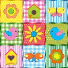 Resultado de imagen de mariposas patchwork patrones