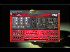 awesome Soundsdivine's 'The Art Of Sound' Dark presets - DIVA VST Crack FREE Download