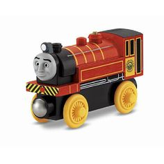 """Thomas Wooden Railway Victor Engine -  Fisher-Price - Toys""""R""""Us"""