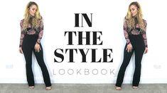 IN THE STYLE LOOKBOOK || Ola Johnson