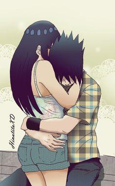 SasuHina - Don't let me go. by hinatitaXD on DeviantArt Hinata Hyuga, Naruto Shippuden, Boruto, Emo, Sasuhina, Narusaku, Naruto Cute, Let Me Go, Manga Love