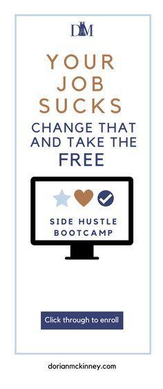 LP-Side Hustle Boot Camp Boot camp, Hustle and Resignation letter