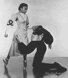 The First Negro Classic Ballet