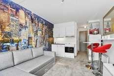 FINN – Verven/Badedammen - Stilren leilighet m/ 1 sov og separat hybel. Fast…