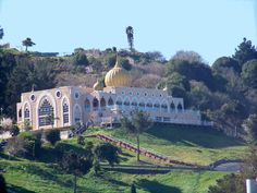 "A newly inaugurated gurdwara in California was vandalized with white nationalist graffiti, which included the phrase ""White Power"" Guru Tegh Bahadur, Guru Gobind Singh, San Ramon, San Fransisco, Amritsar, Place Of Worship, Bay Area, Britain, Taj Mahal"