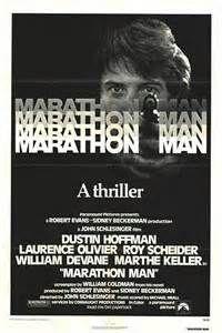 Marathon Man one of my favorite movies