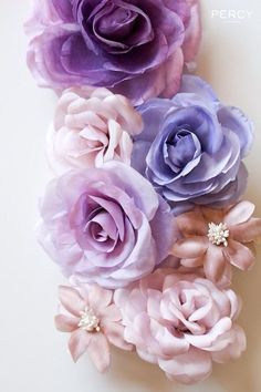 Colors ~ Pink and Purple