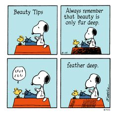 Beauty tips.