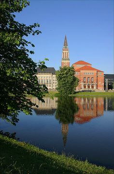 Kiel, Schleswig-Holstein, Germany