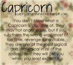 Caps can call in the karma train like no one that I've ever seen … All About Capricorn, Pisces Moon, Capricorn Facts, Capricorn Quotes, Sagittarius And Capricorn, Zodiac Signs Horoscope, My Zodiac Sign, Moon Zodiac, Aquarius Horoscope