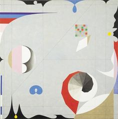 Herbert Bayer, Charting Space, c 1980