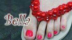 Chinelo decorado: Manta de corações (ÁUDIO ARRUMADO! DESCULPEM)