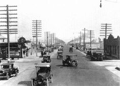 Whittier Blvd - 1927