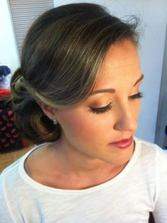 One of my favorite looks! Makeup and hair by MICHELE RENEE THE STUDIO
