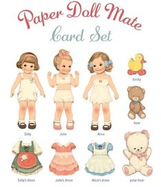 paper doll mate