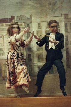 bailarines tia norica,museo de Cadiz