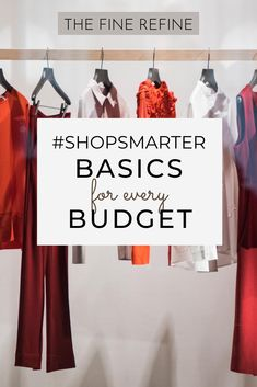 Discover new retailers and find out where to get quality, well-fitting, and stylish basic wardrobe essentials for every budget.  #shopsmarter #basics #shopping #shoplikeaboss #shoppinghacks #lookexpensive #lookputtogether Basic Wardrobe Essentials, Wardrobe Basics, Timeless Fashion, Trendy Fashion, Shopping Hacks, Trendy Outfits, Articles, Budget, Group