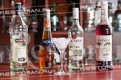 Фирменный коктейль от бармена Максима Лагодыча