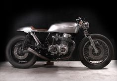 The Natural Honda CB750 ~ Return of the Cafe Racers