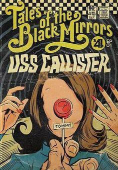 Black Mirror temporada 4 -  UUS CALLISTER