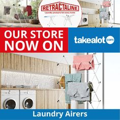 Come rain or shine, whether it's an or airers will not let you down. Find out more about our selection today. Let You Down, Clothes Dryer, Footprint, This Is Us, Laundry, Tower, Rain, Make It Yourself, Design