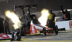 NHRA Story » Winternationals...Doug Kallita